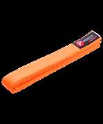 Пояс для единоборств, 280 см, оранжевый