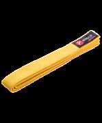Пояс для единоборств, 260 см, желтый