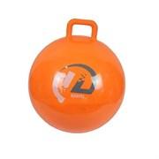 Мяч-Попрыгун GB45 с ручкой (45см, оранжевый)