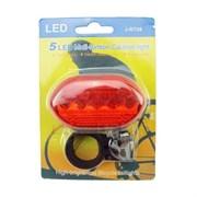 Фонарь велосипедный задний TX80609