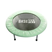 Батут Basefit TR-101 91 см мятный