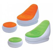 Надувное кресло Bestway 75053 Comfort Cruiser Inflate-A-Chair