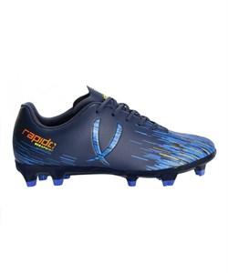 Бутсы футбольные Rapido JSH401-Y, синий - фото 35944