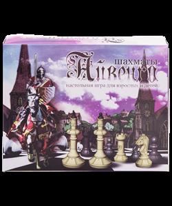 """Шахматные фигуры """"Айвенго"""", в картонной упаковке - фото 43522"""