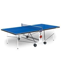 Стол для настольного тенниса Compact LX, с сеткой - фото 43561