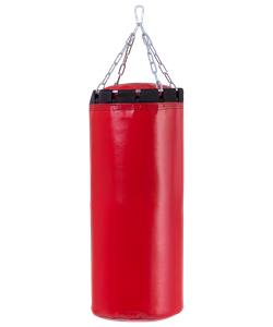 Мешок боксерский Р, 90 см, 30 кг, тент - фото 43825