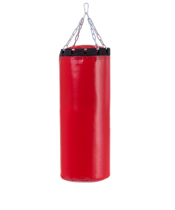 Мешок боксерский Р, 100 см, 35 кг, тент - фото 43827