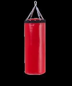 Мешок боксерский Р, 120 см, 55 кг, тент - фото 43836