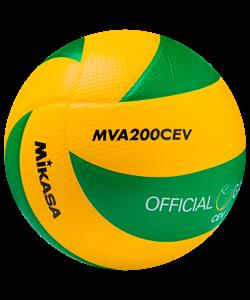 Мяч волейбольный MIKASA MVA 200 CEV - фото 44212
