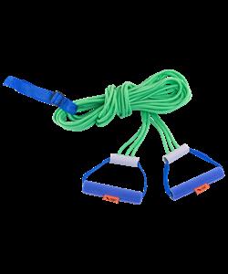 Эспандер лыжника-пловца V76 тройной взрослый ЭЛБ-3Р-К - фото 44339