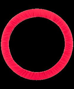 Чехол для обруча без кармана D 750, красный - фото 44466