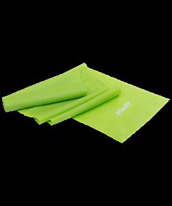 Эспандер ленточный для йоги ES-201 1200х150х0,35 мм, зеленый - фото 44802