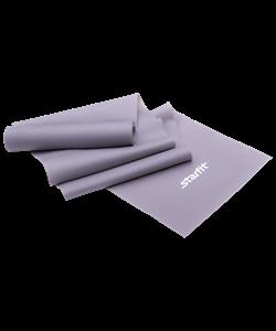 Эспандер ленточный для йоги ES-201, 1200х150х0,55 мм, серый - фото 44803