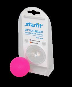 """Эспандер кистевой ES-401 """"Мяч"""", розовый - фото 44807"""