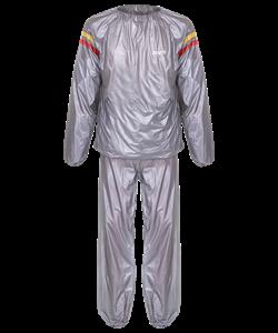 Костюм-сауна STAR FIT SW-101 серый - фото 44820