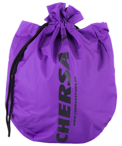 Чехол для мяча х/г, фиолетовый - фото 44835