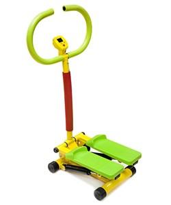 Тренажер детский STAR FIT KT-101 Степпер с ручкой - фото 44865