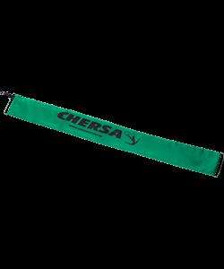 Чехол для палочки с лентой, зеленый - фото 44873