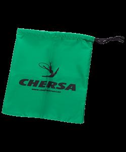Чехол для скакалки для художественной гимнастики, зеленый - фото 45237