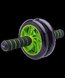 Ролик для пресса RL-102 PRO, зеленый/черный - фото 45465