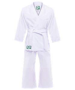 Кимоно дзюдо MA-301 белый, р.00/120 - фото 45480