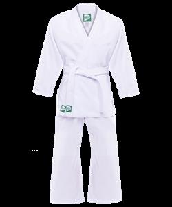 Кимоно дзюдо MA-302 белый, р.0/130 - фото 45489