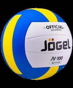 Мяч волейбольный JV-100 - фото 45957