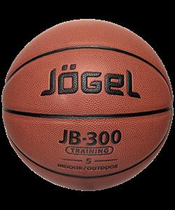 Мяч баскетбольный JB-300 №5 - фото 45969