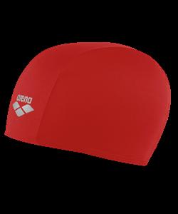 Шапочка для плавания Polyester Red, полиэстер, 91111 49 - фото 46418
