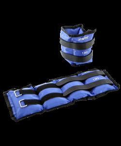 Утяжелители WT-401 1,5 кг, синий - фото 46792