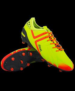 Бутсы футбольные Forza JSH1003, лимонный - фото 48323