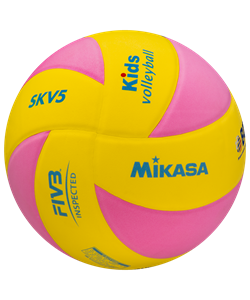 Мяч волейбольный SKV5 YP FIVB Inspected - фото 48749