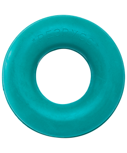 """Эспандер кистевой """"Кольцо"""", 30 кг, зеленый - фото 48782"""