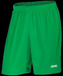 Шорты баскетбольные JBS-1120-031, зеленый/белый - фото 50873