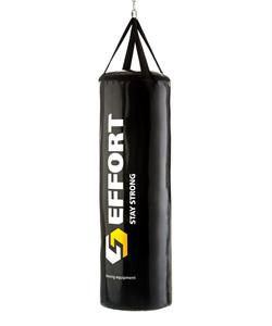 Мешок боксерский E157, тент, 28 кг, черный - фото 52972