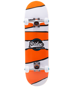 Скейтборд Nemo 27.5?X7.5?, ABEC-5 - фото 53674