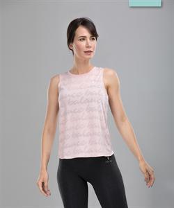 Женская спортивная майка Balance FA-WA-0104, розовый - фото 54248