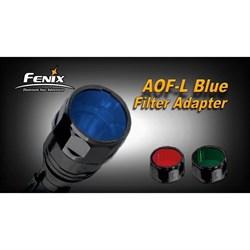 Фильтр Fenix AOF-L красный - фото 91647