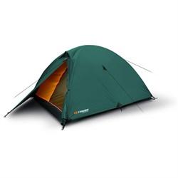 Палатка Trimm HUDSON, зеленый 3+1 - фото 93817