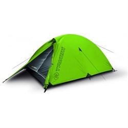 Палатка Trimm Alfa D, зеленый 2+1 - фото 94210