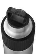 Термос Esbit SCULPTOR, из нержавеющей стали с резиновой накладкой, стальная, 1.0 л