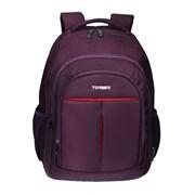 """Рюкзак TORBER FORGRAD с отделением для ноутбука 15"""", пурпурный, полиэстер, 46 х 32 x 13 см"""