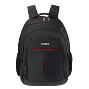 """Рюкзак TORBER FORGRAD с отделением для ноутбука 15"""", чёрный, полиэстер, 46 х 32 x 13 см"""