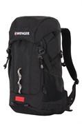Рюкзак WENGER цв. серый/черный, полиэстер , 33х25х61 см, 50л.
