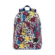 Рюкзак WENGER Crango 16'', цветной с леопардовым принтом, полиэстер 600D, 33x22x46 см, 27 л