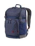 Рюкзак для ноутбука 16'' WENGER, синий, полиэстер, 30 x 25 x 45 см, 24 л