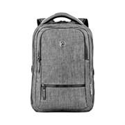 Рюкзак WENGER 14'', темно-серый, полиэстер, 26 x 19 x 41 см, 14 л