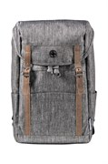 Рюкзак WENGER 16'', темно-серый, полиэстер, 29 x 17 x 42 см, 16 л