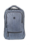 Рюкзак WENGER 14'', синий, полиэстер, 26 x 19 x 41 см, 14 л