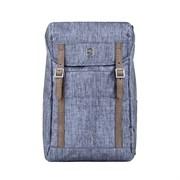 Рюкзак WENGER 16'', синий, полиэстер, 29 x 17 x 42 см, 16 л